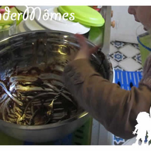 cuisiner avec enfants