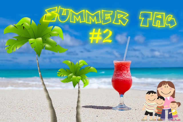 Summer Tag 2 #2014 de Wondermomes