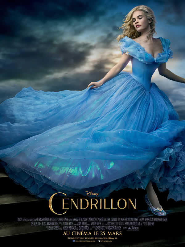 Cendrillon le film