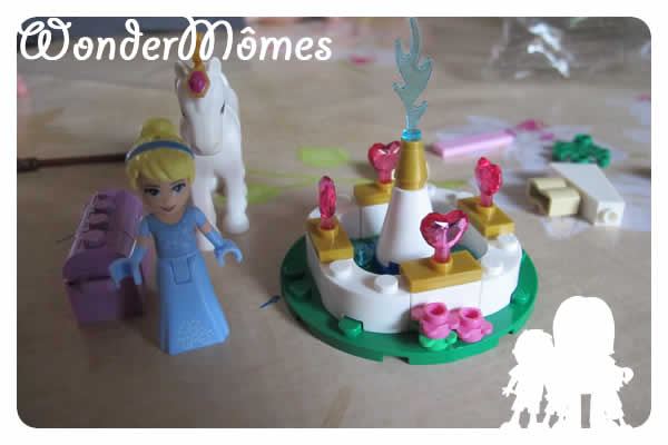 lego disney princess carrosse cendrillon