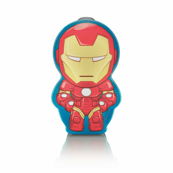 PHILIPS 2015_Lampe torche IRON MAN