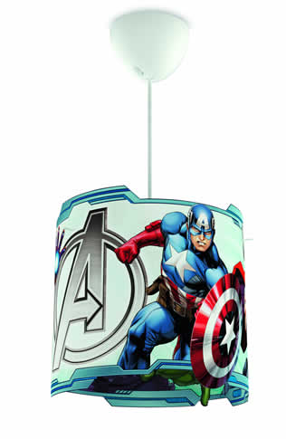 PHILIPS 2015_Suspension CAPTAIN AMERICA