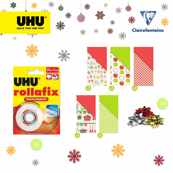 ConCours NOEL UHU CLAIREFONTAINE copie