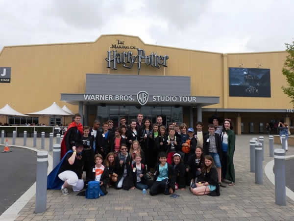 telligo colonie ado harry potter