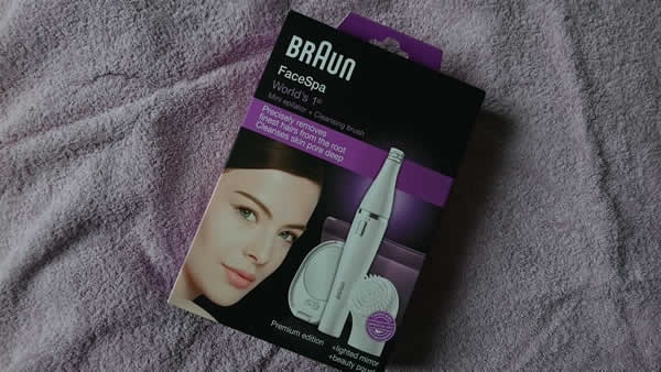 braun spa face