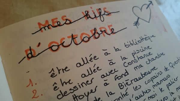 """Bien-aimé Bullet journal : idées de pages """"gratitude"""" - Wondermomes ZR29"""