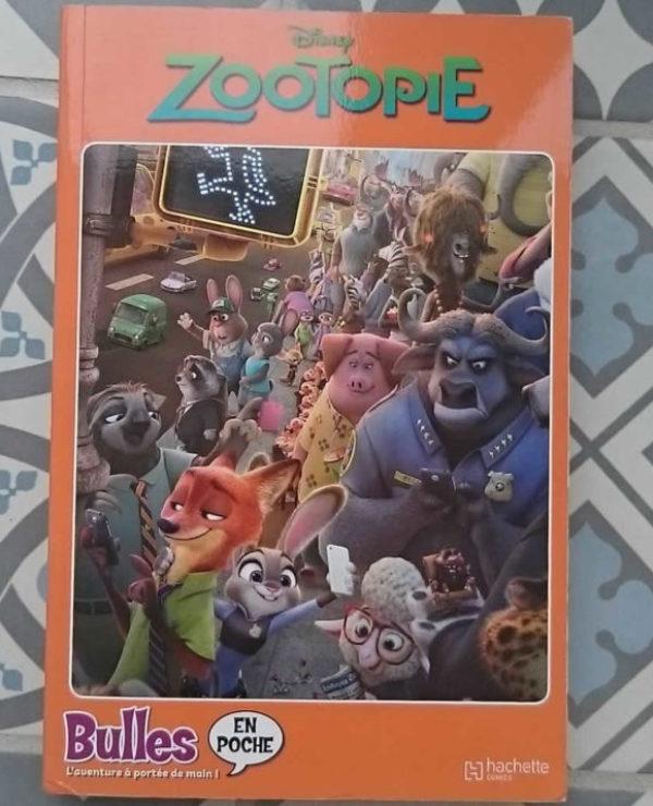 BD Zootopie