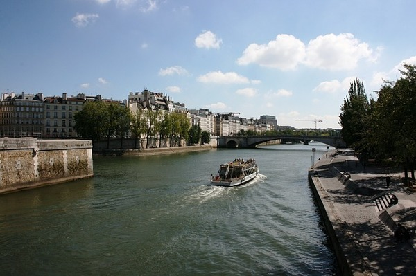 paris la seine