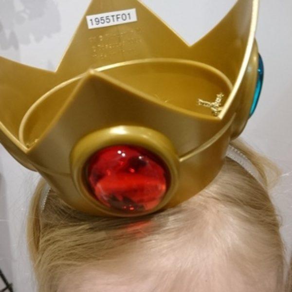 deguisement princesse peach
