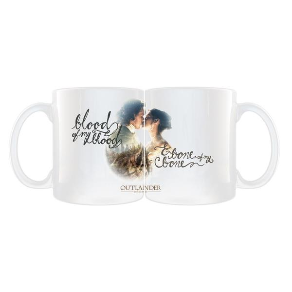 mug outlander blood of my blood