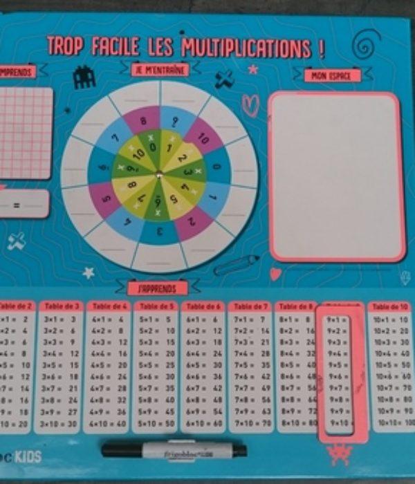 tables de multiplication ludiques